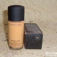 MAC Studio Fix Fluid SPF 15 Foundation Kode NC35 (100% ORIGINAL)