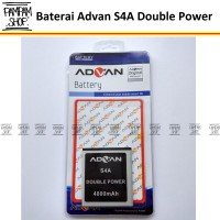 Baterai Handphone Advan S4A Original Double Power | Batre HP Advance