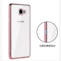 soft Case samsung galaxy j7 prime / on7 softcase chrome cover back