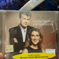 CD CELINE DION AND DAVID FOSTER - THE BEST OF