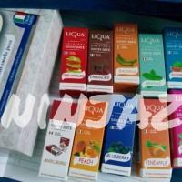 FANS-NJZ Only [10] LIQUA refill rokok elektrik
