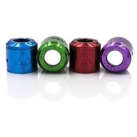 authentic Colored Caps for goon 24 rda by 528 Customs