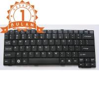 Keyboard Fujitsu Lifebook L1010 US - Black