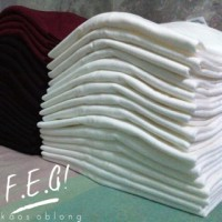 Jual kaos polos Gildan Softstyle 63000 import original (white / putih) Murah
