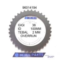 harga Opel Omega Monterey Gm4l30 Matic Transmisi Plat Besi Overrun 96014194 Tokopedia.com