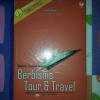 Taktik Cepat Kaya Berbisnis Tour & Travel |Fredy Wong | + DVD