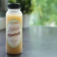jamu Beras Kencur Herbink 240ml (100% tanpa pengawet)