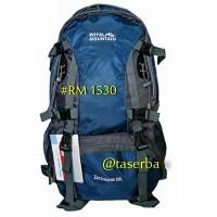 harga Ransel Tas Gunung Daypack Outdoor 50 Liter Royal Mountain Rm 1530 Tokopedia.com