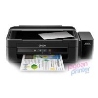 Printer Epson L380 All in One