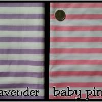 Jual Kain Perca Katun - 50x50 cm - Baby Line Lavender/Pink Murah