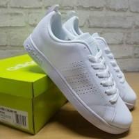 Sepatu Adidas Neo Advantec white Original BNWB