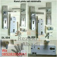 Kunci Pintu / Minimalis Set / Kunci kamar