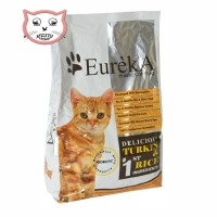 MAKANAN KUCING EUREKA HOLISTIC CAT FOOD