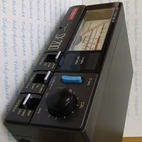 SWR METER DIAMOND SX-200. (SWR Only), 1.8 Mhz - 200 Mhz.