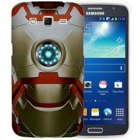 Casing Hp Ironman Superhero Samsung Galaxy Grand 2 Custom Case