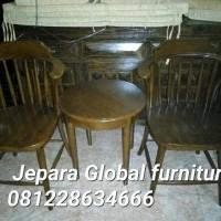 kursi teras retro jati ( meja makan,dipan,lemari,sofa,furniture)