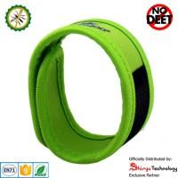 Jual BabyGo Mosquito Repellent Wristband GREEN (Gelang Anti Nyamuk) Murah