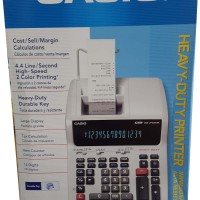Kalkulator Calculator Printing Casio DR-240TM