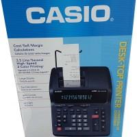 Casio Calculator DR-120TM (Kalkulator Struk)
