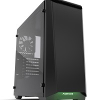 Phanteks Eclipse P400S Tempered Glass Black / Grey