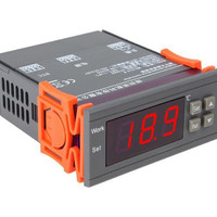 Digital Temperature Controller WILLHI WH7016E/Thermostat Dual Core/S61