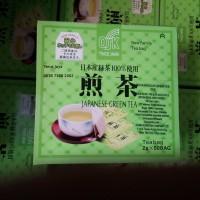 Jual Teh Hijau Asli Jepang OSK Green Tea Murah