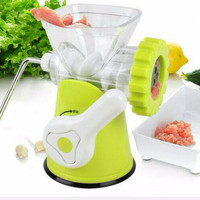 MEAT GRINDER BLENDER MANUAL PENGGILING DAGING SAYURAN BUAH