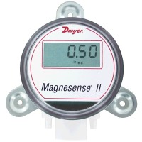 Dwyer MS2-W101 Magnesense II Differential Pressure Transmitter