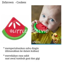Dr browns Cooles cooles soothing teether gigitan bayi