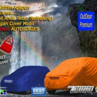 Cover Mobil CHR / Toyota CHR / Premium OutDoor / Warna Polos