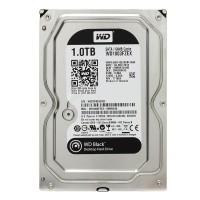 Wd Black 1tb 7200 Rpm Sata 6 Gb / S 64mb Cache 3.5 Inch