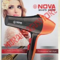 ALAT SALON PENGERING RAMBUT HAIRDRYER / HAIR DRYER NOVA MURAH BAGUS