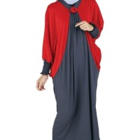 Baju Muslim Wanita Tanpa Kerudung Raindoz Kode RKK 079 Size S-M-L-XL
