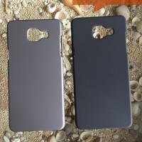 Hardcase Case Samsung A5 2016/A510 Polos Casing HP Plastik Keras