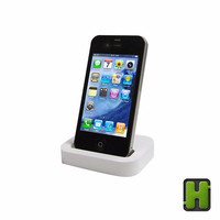 Charging Dock iPhone 4/4s | Charger Docking Transfer Data HP Apple