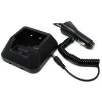 Charger HT Mobil untuk HT Baofeng BF-UV5R UV-5RE UV-5RA Socket Lighter