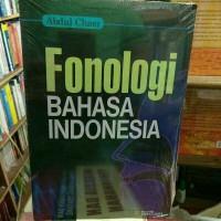 Buku Fonologi Bahasa Indonesia - Abdul Chaer