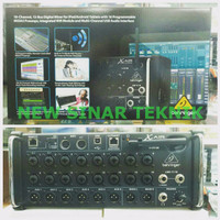 harga Mixer Behringer X Air Xr18 18 Channel Wireless Via Ipad / Android Tokopedia.com