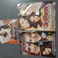 VCD Lagu india bollywood 3disc original