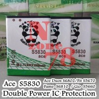 BATTERY SAMSUNG GALAXY ACE DUOS S6802 DOUBLE POWER