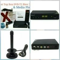 Paket Pengubah TV Analog Menjadi Digital HD + Antena Digital