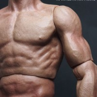 ZC Toys 1;6 Scale Muscular Body
