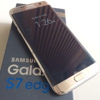 Samsung Galaxy S7 Edge Dual Second Like New FREE Ongkir | Bekas Mulus