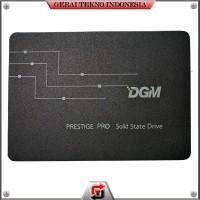 DGM Prestige Pro 480GB SATA III Solid State Drive - S3-480A - Black
