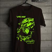 Kaos/T-shirt Motor Valentino Rossi 46 New Edition
