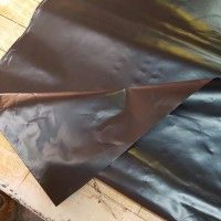 PE Roll Packing Wrapping Hitam 1m dua lapis
