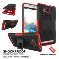 Lenovo A7700 A7700+ Plus Shockproof Armor Hybrid Hard & Soft Case