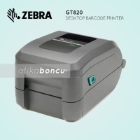 harga Printer Barcode Thermal Transfer Label, Zebra GT820 / GT 820 Tokopedia.com