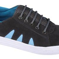 Sneakers Kets Wanita Bahan Kulit Synth / Sepatu Casual - Loafers