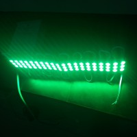LED modul 3 mata 5730 12V 1,2W hijau - eseLED